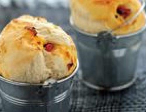 Sun-Blush Tomato Bread