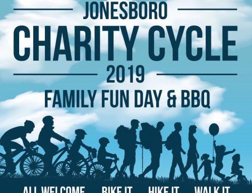 Jonesborough Charity Cycle 2019