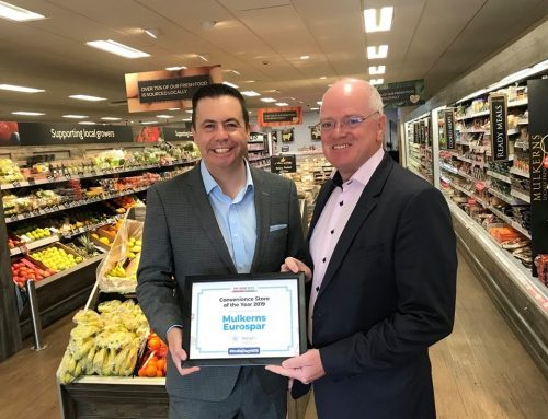 Mulkerns Eurospar – Retail Industry Awards