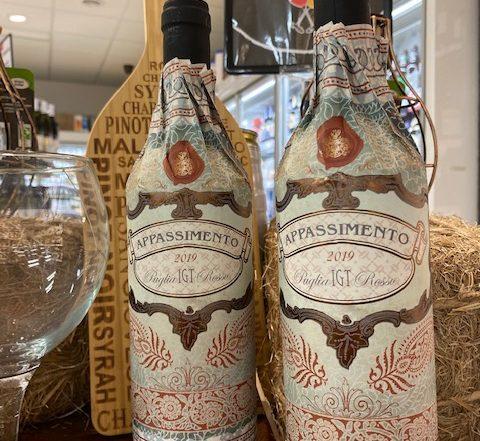 Appassimento Rosso Puglia Wine