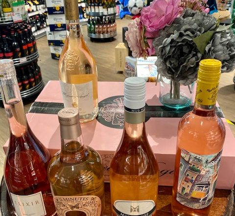 Premium Rosé Wines at Mulkerns