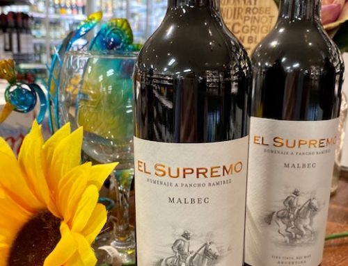 Wine of the Week…El Supremo Malbec