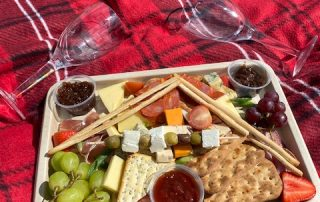 Mulkerns Cheese and Charcuterie Platter