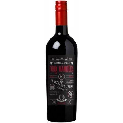 Fork Handles Wine