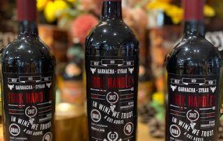 Wine of the Week Fork Handles In Store