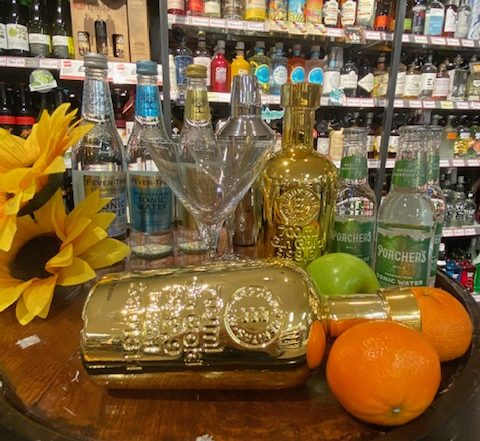 Gin Of The Week Gold 999