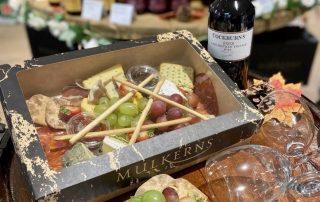 Mulkerns Cheese & Charcuterie Platter