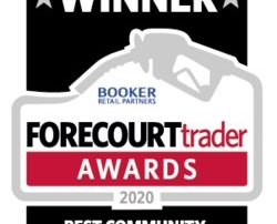 Forecourt Trader Award Logo
