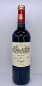 Chateau Calendreau Wine of The Week