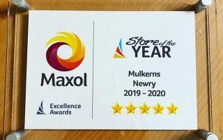 Maxol Store of the Year Award
