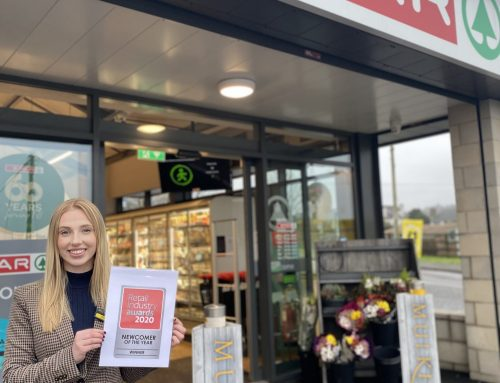 Local Community Supermarket Scoops UK Wide Retail Industry Awards