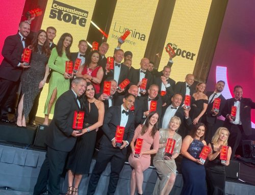 Mulkerns Scoop a Hat Trick in London at National Industry Awards