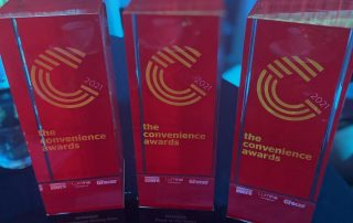 Mulkerns Awards Trophies